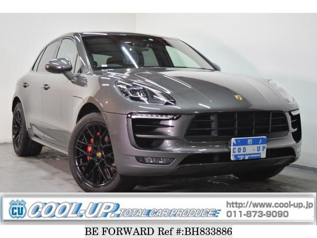 Used 2017 PORSCHE PORSCHE OTHERS BH833886 for Sale