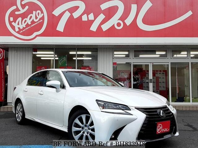 Used 2016 LEXUS GS BH833948 for Sale