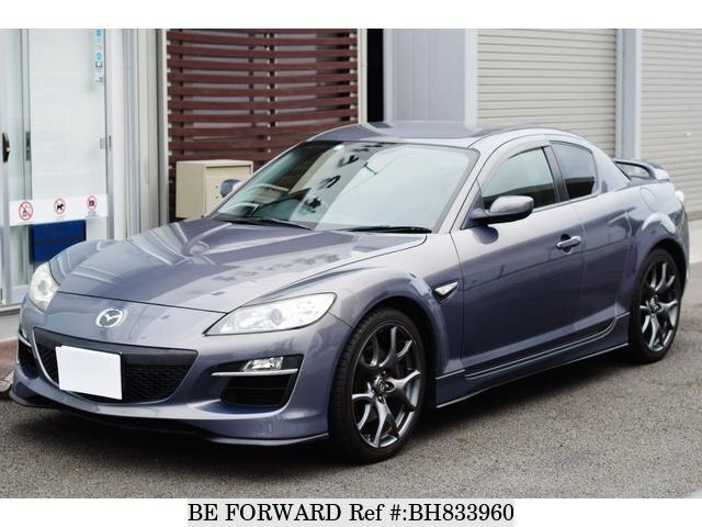 Used 2008 MAZDA RX-8 BH833960 for Sale