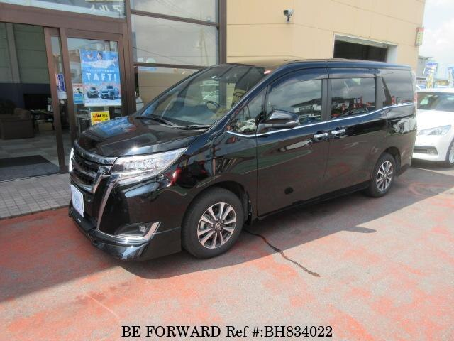 Used 2019 TOYOTA ESQUIRE BH834022 for Sale