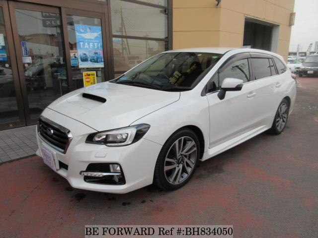 Used 2014 SUBARU LEVORG BH834050 for Sale