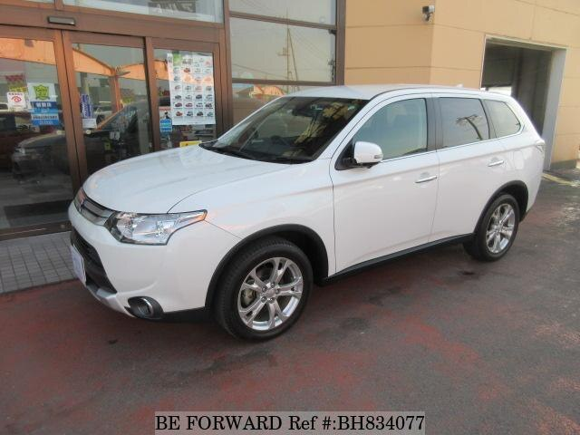 Used 2014 MITSUBISHI OUTLANDER BH834077 for Sale