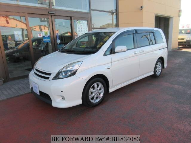 Used 2012 TOYOTA ISIS BH834083 for Sale
