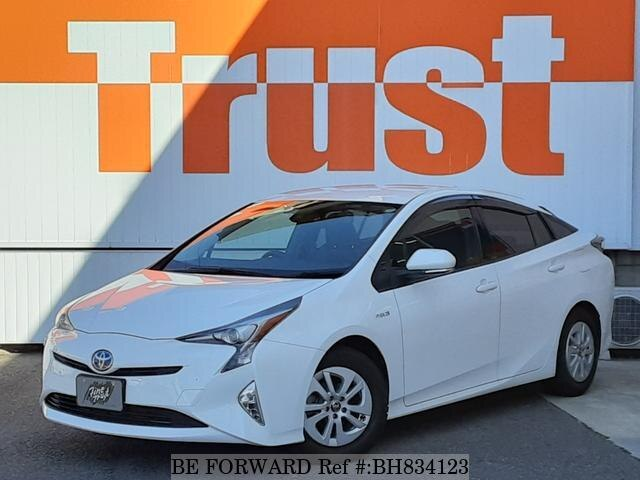 Used 2018 TOYOTA PRIUS BH834123 for Sale