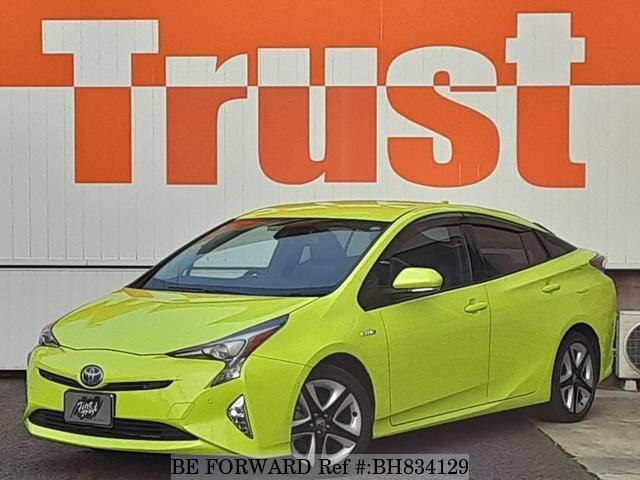 Used 2016 TOYOTA PRIUS BH834129 for Sale