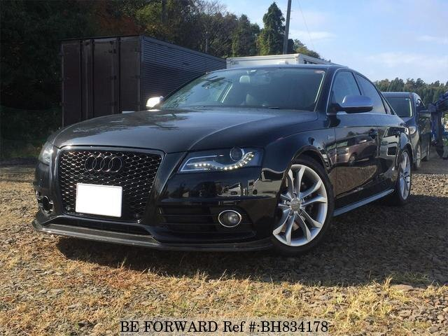 Used 2012 AUDI S4 BH834178 for Sale
