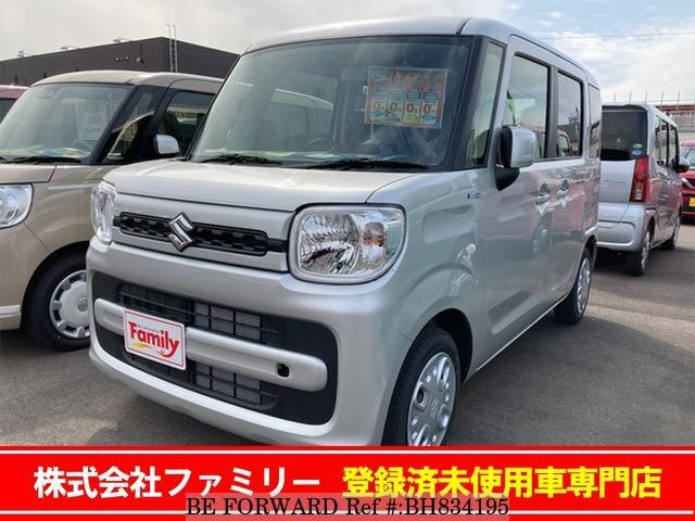 Used 2020 SUZUKI SPACIA BH834195 for Sale