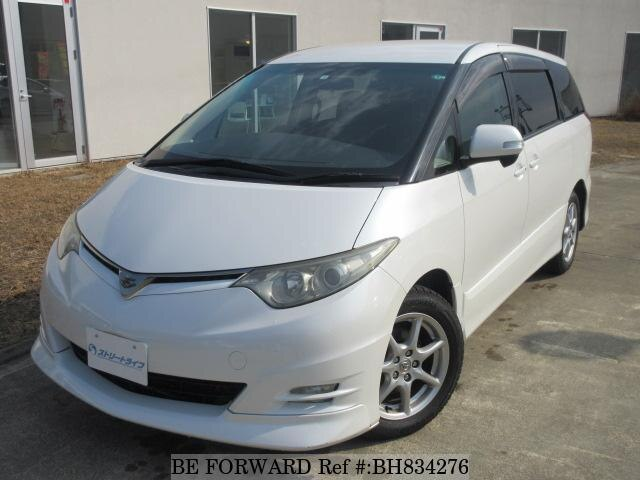 Used 2006 TOYOTA ESTIMA BH834276 for Sale