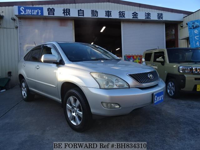 Used 2005 TOYOTA HARRIER BH834310 for Sale
