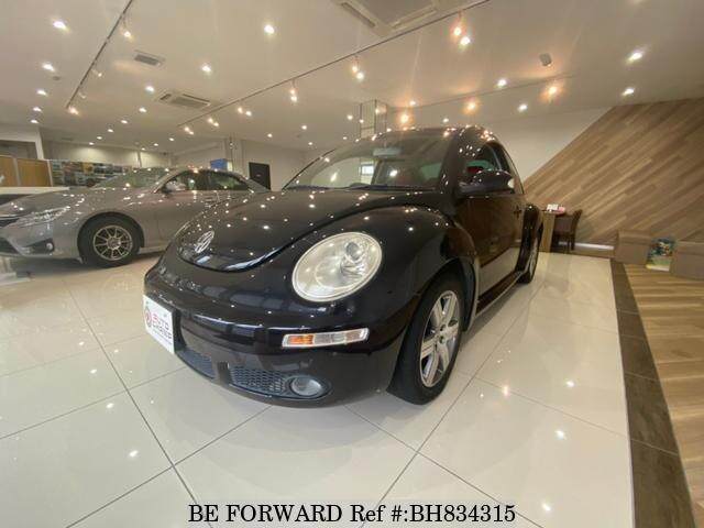 Used 2008 VOLKSWAGEN NEW BEETLE BH834315 for Sale