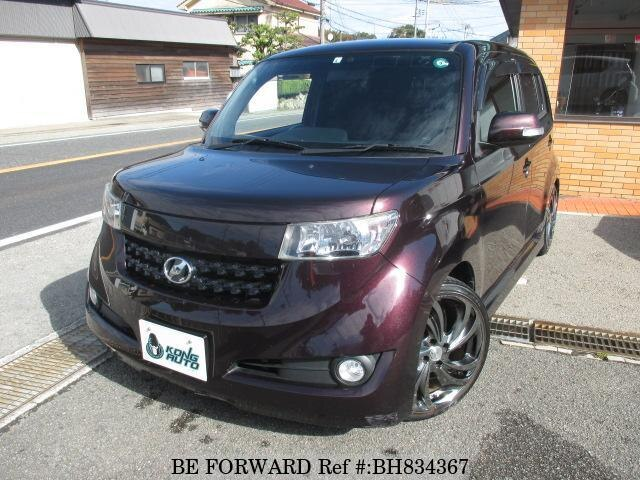 Used 2009 TOYOTA BB BH834367 for Sale