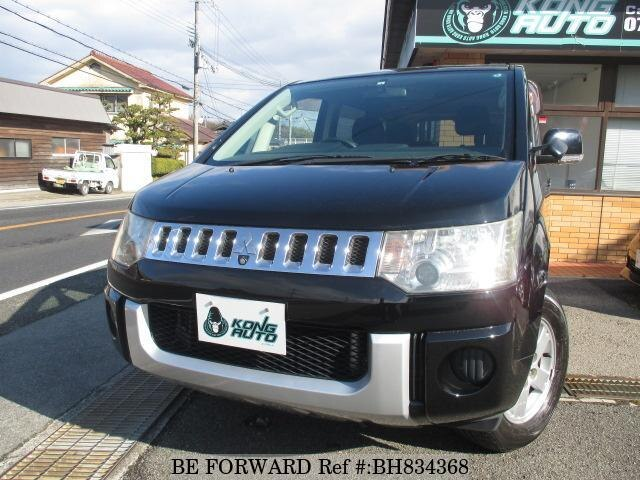 Used 2010 MITSUBISHI DELICA D5 BH834368 for Sale