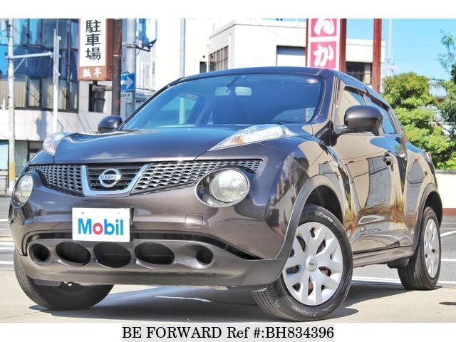 Used 2010 NISSAN JUKE BH834396 for Sale