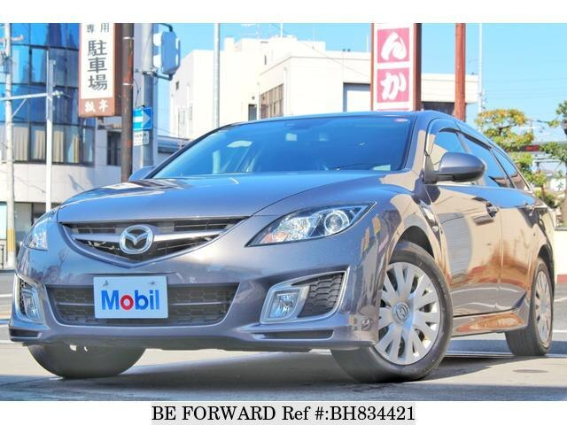 Used 2008 MAZDA ATENZA SPORT WAGON BH834421 for Sale