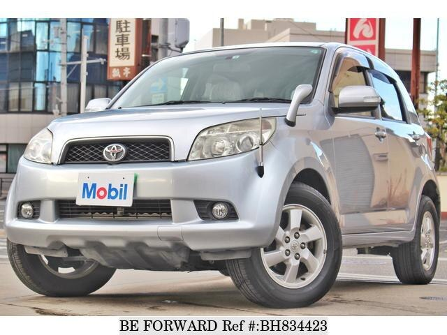 Used 2008 TOYOTA RUSH BH834423 for Sale