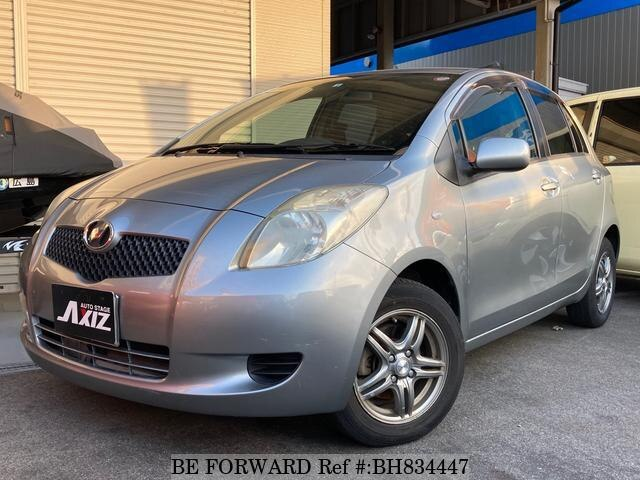 Used 2006 TOYOTA VITZ BH834447 for Sale