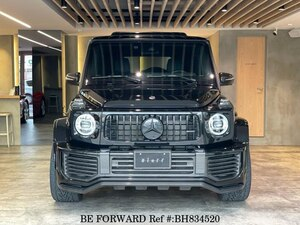 Used 2018 MERCEDES-BENZ G-CLASS BH834520 for Sale