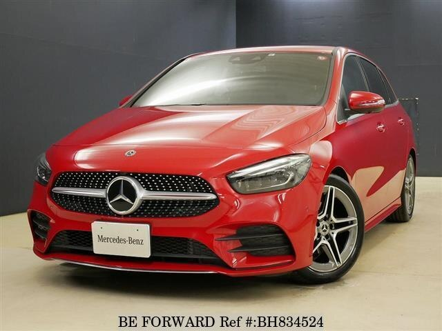 Used 2019 MERCEDES-BENZ B-CLASS BH834524 for Sale