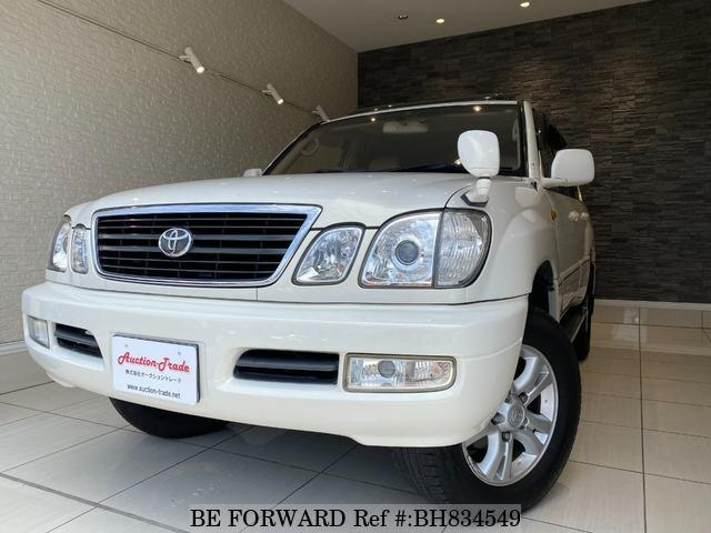Used 2001 TOYOTA LAND CRUISER BH834549 for Sale