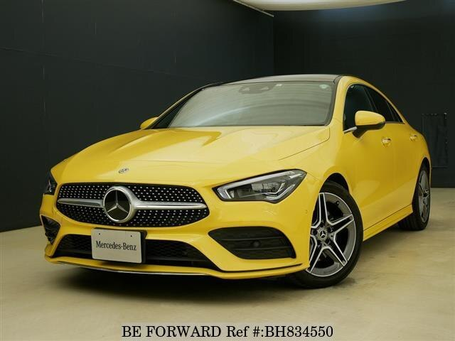 Used 2019 MERCEDES-BENZ CLA-CLASS BH834550 for Sale