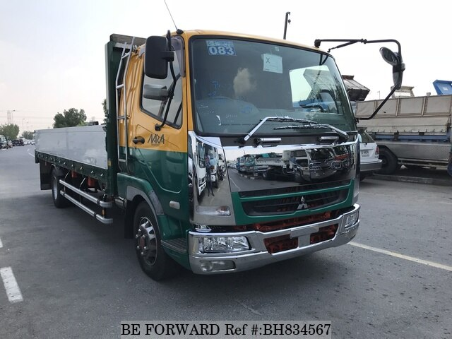 Used 2007 MITSUBISHI FIGHTER BH834567 for Sale