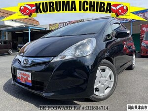 Used 2012 HONDA FIT HYBRID BH834714 for Sale