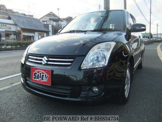 Used 2008 SUZUKI SWIFT BH834734 for Sale
