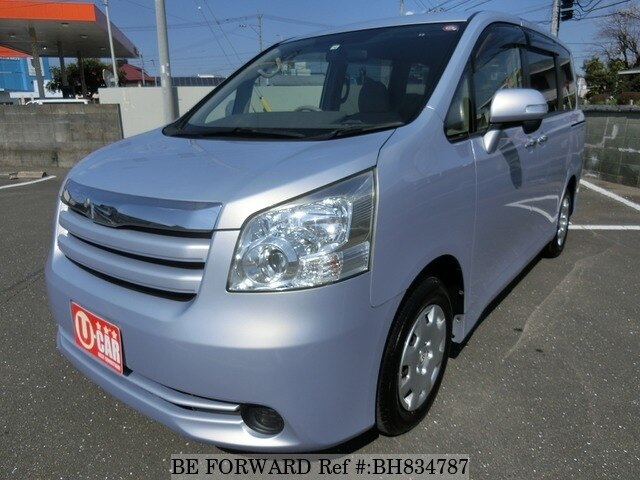 Used 2010 TOYOTA NOAH BH834787 for Sale