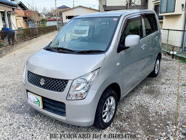 Used 2010 SUZUKI WAGON R BH834788 for Sale