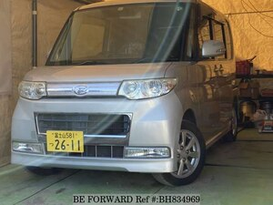 Used 2009 DAIHATSU TANTO CUSTOM BH834969 for Sale