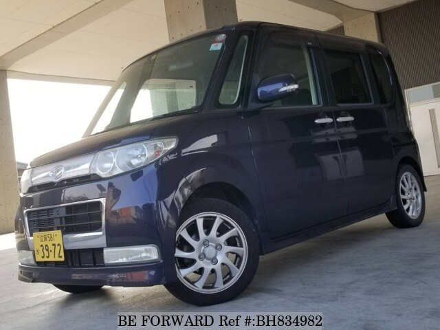 Used 2008 DAIHATSU TANTO CUSTOM BH834982 for Sale