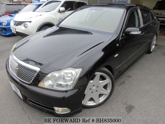 Used 2005 TOYOTA CROWN ATHLETE SERIES BH835000 for Sale