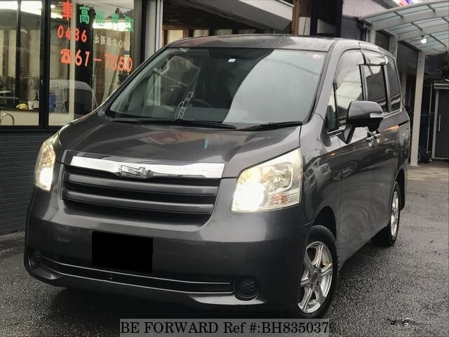 Used 2008 TOYOTA NOAH BH835037 for Sale