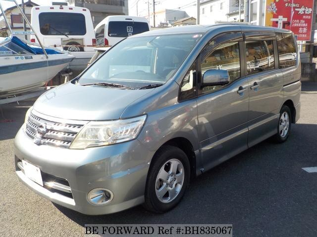Used 2007 NISSAN SERENA BH835067 for Sale
