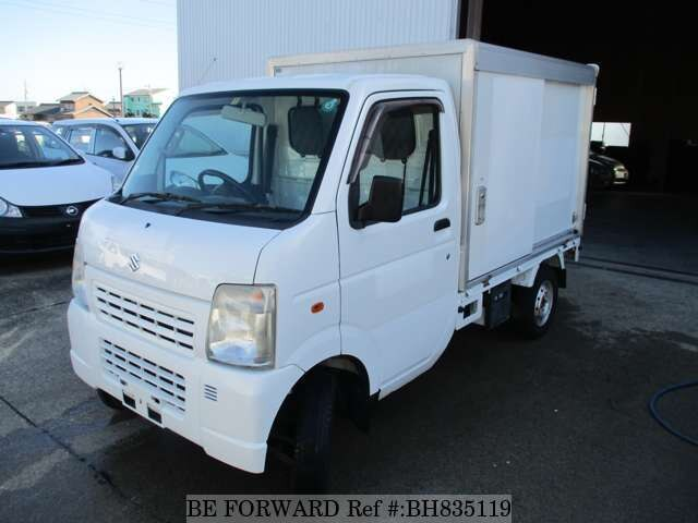 Used 2013 SUZUKI CARRY VAN BH835119 for Sale