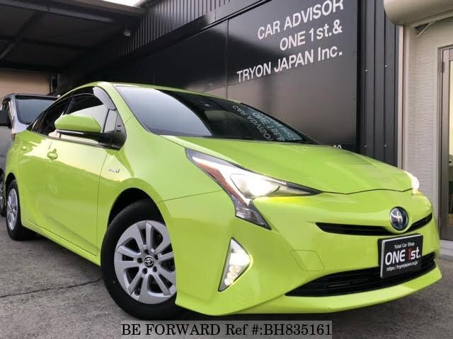 Used 2018 TOYOTA PRIUS BH835161 for Sale