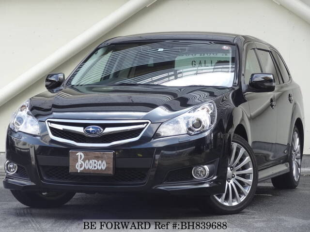 Used 2010 SUBARU LEGACY TOURING WAGON BH839688 for Sale