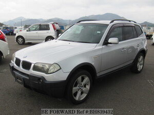 Used 2006 BMW X3 BH839432 for Sale