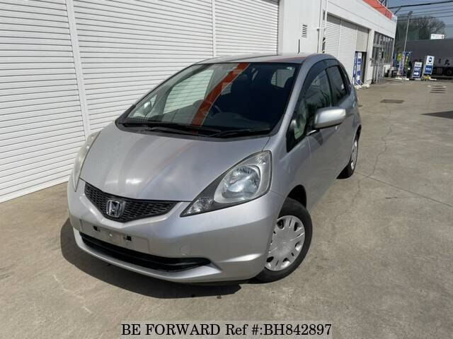 Used 2010 HONDA FIT BH842897 for Sale