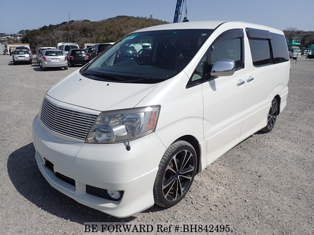 Used 2004 TOYOTA ALPHARD BH842495 for Sale