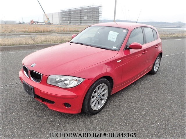 Used 2006 BMW 1 SERIES BH842165 for Sale