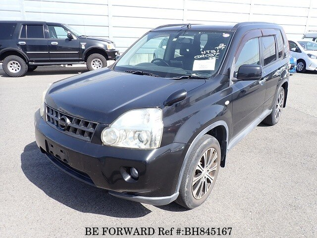 Used 2008 NISSAN X-TRAIL BH845167 for Sale