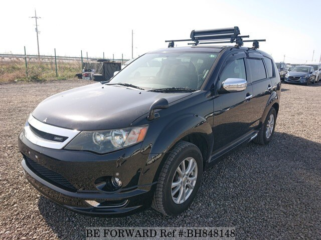Used 2008 MITSUBISHI OUTLANDER BH848148 for Sale