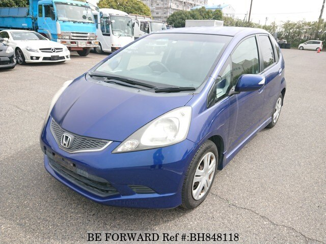 Used 2009 HONDA FIT BH848118 for Sale
