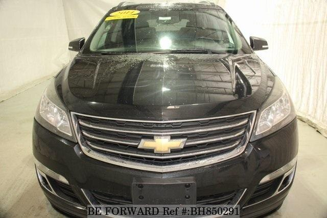 Used 2014 Chevrolet Traverse Lt For Sale Bh850291 Be Forward