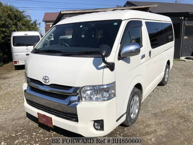 Used 2015 TOYOTA HIACE WAGON BH850660 for Sale