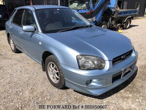 Used 2004 SUBARU IMPREZA SPORTSWAGON BH850667 for Sale