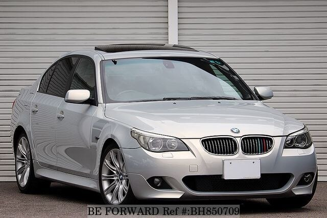 Used 2006 BMW 5 SERIES BH850709 for Sale