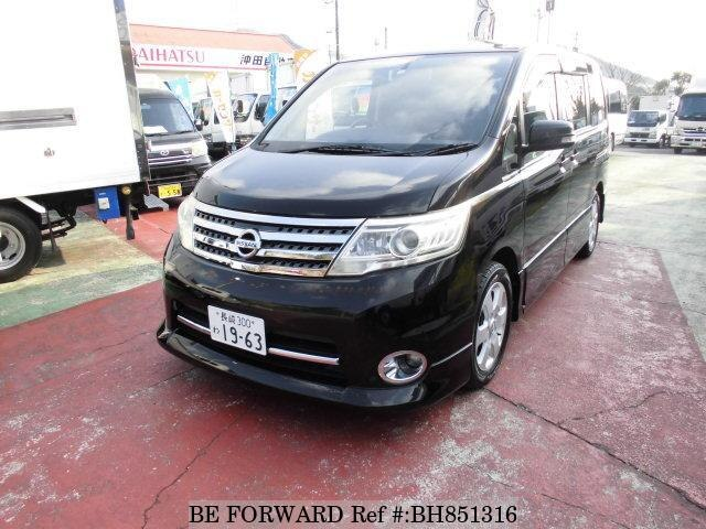 Used 2010 NISSAN SERENA BH851316 for Sale