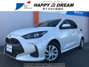 Used 2020 TOYOTA YARIS BH851333 for Sale